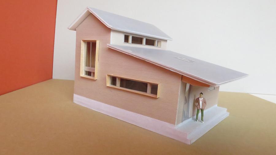 矢代田モデルハウス